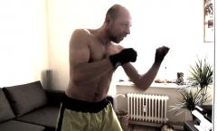 Boxing Szene Foujile