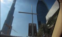 Foujile Dreh in Dubai